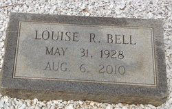 Louise <I>Rogers</I> Bell