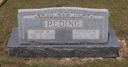 Faustine <I>Williamson</I> Reding