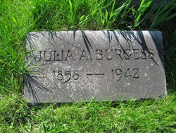 Julia Adda <I>Ijams</I> Burgess
