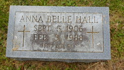 Anna Belle Hall