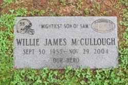 Willie James McCullough