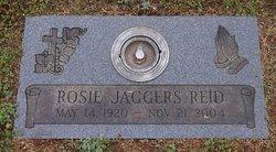Rosie <I>Jaggers</I> Reid