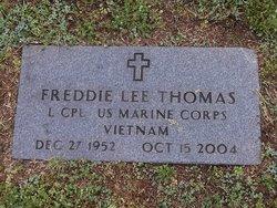 LTC Freddie Lee Thomas