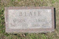Myron E. Blair