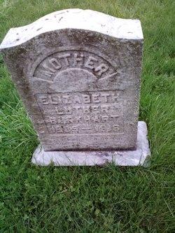 Elizabeth <I>Luther</I> Burkhart