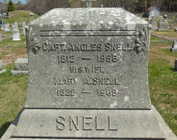 Capt Angles Snell