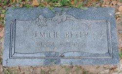 Emilie <I>Neumann</I> Beyer