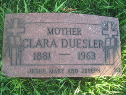Clara R. <I>Sedlacek</I> Duesler