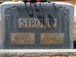 Fatima Jane <I>Appling</I> Stroud