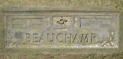 Alice Ethel <I>Emery</I> Beauchamp