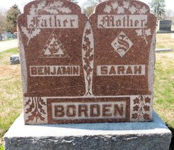 Benjamin John Borden