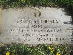 John A Firtha