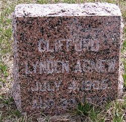 Clifford Lynden Agnew