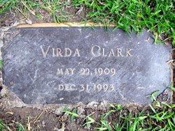 Virda Ree <I>Leatherwood</I> Clark