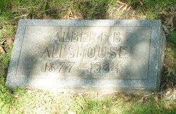 Albert Burton Allshouse