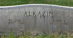 William G Alkazin