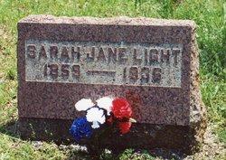 Sarah Jane <I>Cox</I> Light