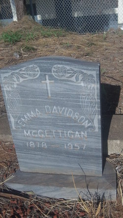 Emma Davidson McGettigan