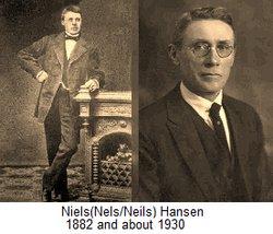 """Niels """"Nels"""" Hansen"""