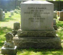 Anna A <I>Mitchell</I> Barber