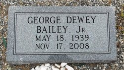 George Dewey Bailey, Jr