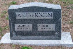 Mary J. <I>Kane</I> Anderson