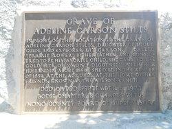 """Adeline """"Prairie Flower"""" <I>Carson</I> Stilts"""