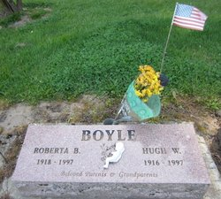 Roberta Bell <I>Colvin</I> Boyle