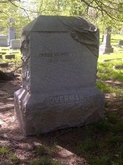 Cyrus Warren Overman