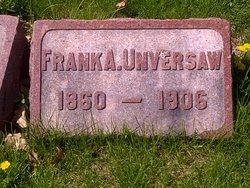 Frank A Unversaw