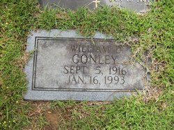 William Dorsey Conley