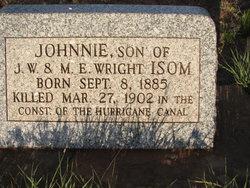 John Wolfe Isom, Jr