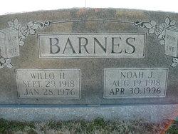 Willo H. <I>Herron</I> Barnes