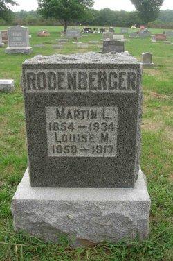 Martin L Rodenberg