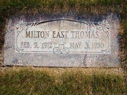 Milton East Thomas