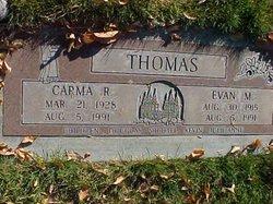 Evan Moore Thomas