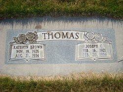Kathryn Brown Thomas