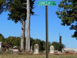 Jones Cemetery #2