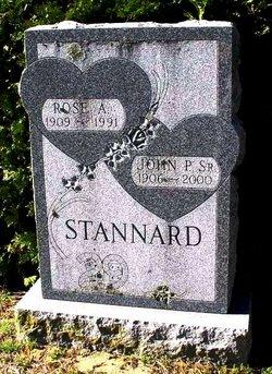John P Stannard, Sr