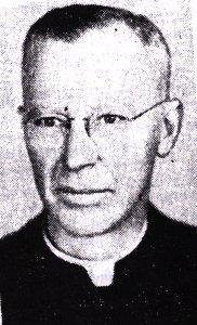 Rev John Aloysius Jentges