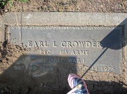 Earl Leslie Crowder