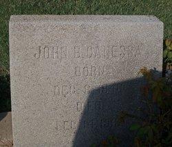 John B Canessa