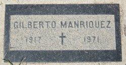 Gilberto Manriquez
