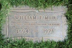 William F Muir