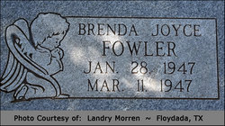 Brenda Joyce Fowler