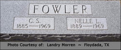 "Carey Stokes ""C.S."" Fowler"