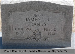 "James Jefferson ""Jeff"" Franks"