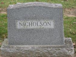 Samuel Nicholson