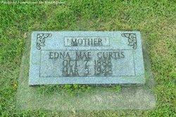 Edna Mae <I>Honaker</I> Curtis