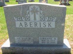 Arthur M Aberisk